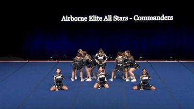 Airborne Elite All Stars - Commanders [2021 L4 Junior - Small Finals] 2021 The D2 Summit