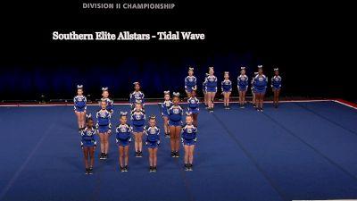 Southern Elite Allstars - Tidal Wave [2021 L1 Junior - Small Finals] 2021 The D2 Summit
