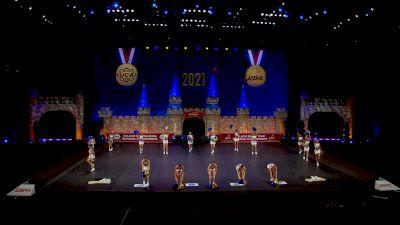 University of Delaware [2021 Dance Division I Game Day Semis] 2021 UCA & UDA College Cheerleading & Dance Team National Championship