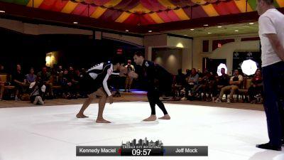 Kennedy Maciel vs Jeff Mock Emerald City Invitational Event #2