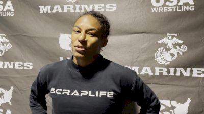 Jacarra Winchester Has Been Enjoying Training At Oklahoma State