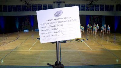 Eisenhower High School [Junior Varsity - Jazz Virtual Finals] 2021 UDA National Dance Team Championship