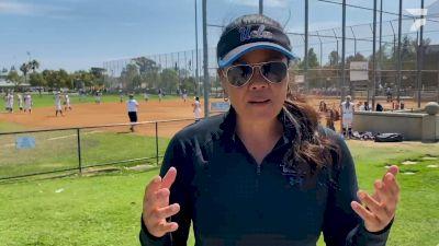UCLA Coach Kelly Inouye-Perez Interview At 2021 PGF