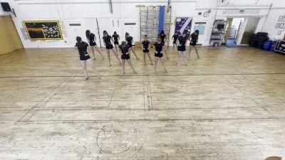 Fantasy Cheer & Dance Academy - Dynamic [Junior - Jazz] 2021 Virtual JAMfest Europe