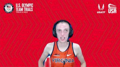 Michaela Myer - Women's 800m Final