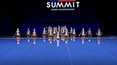 Champion Cheer - Lightning [2021 L4.2 Senior - Medium Semis] 2021 The Summit