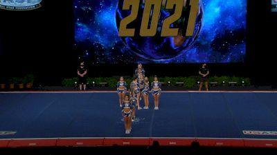 Cheer Athletics - Austin - OnyxCats [2021 L6 Senior XSmall Coed Finals] 2021 The Cheerleading Worlds