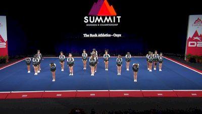 The Rock Athletics - Onyx [2021 L3 Junior - Medium Semis] 2021 The D2 Summit
