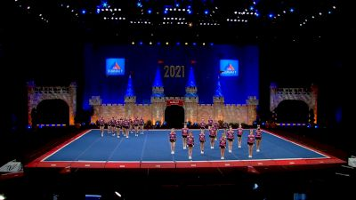 Cheer Xpress - Junior X [2021 L4 Junior - Medium Wild Card] 2021 The Summit