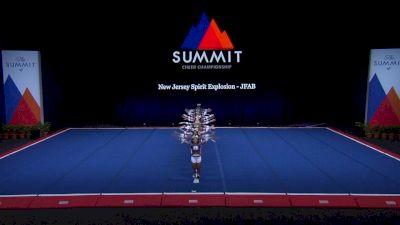 New Jersey Spirit Explosion - JFAB [2021 L6 Junior - Small Finals] 2021 The Summit