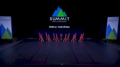 Studio 22 - Youth All Stars [2021 Youth Contemporary / Lyrical - Small Semis] 2021 The Dance Summit