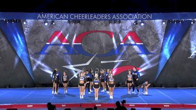 Ultimate Cheer Lubbock - Royal Court [2021 L7 International Open Small Coed Day 2] 2021 ACA All Star DI Nationals