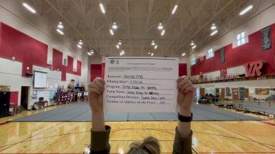Vista Ridge High School [Game Day - Large Coed] 2020 NCA November Virtual Championship