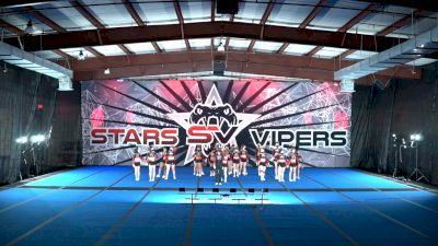 Stars Vipers - Kingsnakes [L2 Senior - Small] 2021 NCA All-Star Virtual National Championship