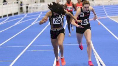 Sophia Gorriaran High School Sophomore National Record 1:27.02 600m