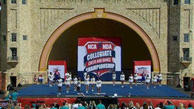 Coastal Carolina University [2021 Intermediate Small Coed Division IA Prelims] 2021 NCA & NDA Collegiate Cheer & Dance Championship