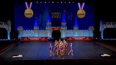 St Thomas More Catholic School [2021 Large Varsity Jazz Finals] 2021 UDA National Dance Team Championship