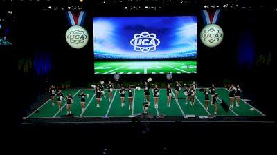 Robinson High School [2021 Large Non Tumbling Game Day Finals] 2021 UCA National High School Cheerleading Championship