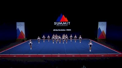 All-Star Revolution - PRIDE [2021 L4 Junior - Small Finals] 2021 The Summit
