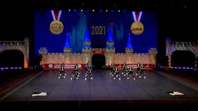 Lindenwood University [2021 Open Hip Hop Semis] 2021 UCA & UDA College Cheerleading & Dance Team National Championship