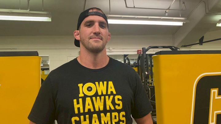 Bobby Telford On The Progression Of Iowa's Big Guys