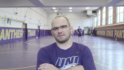 Brett Robbins On The Differences Between Wrestling In Iowa And Illinois
