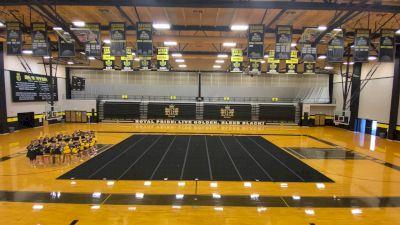 Roy High School [Varsity Show Cheer Advanced] 2021USA Virtual Spirit Regional #2 and All Star Dance Regional #1