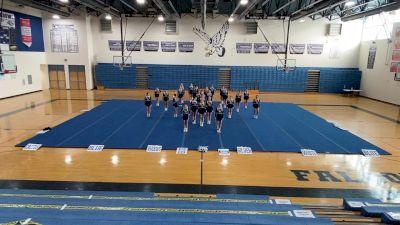 Cactus Shadows High School [Varsity Show Cheer Advanced] 2020 USA Arizona & Utah Virtual Regional
