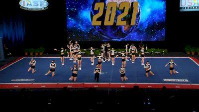 Connect Cheer Northwest - Twilight [2021 L6 Senior Medium Coed Finals] 2021 The Cheerleading Worlds