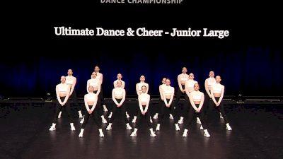 Ultimate Dance & Cheer - Junior Large [2021 Junior Hip Hop - Large Semis] 2021 The Dance Summit