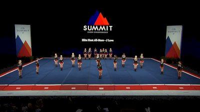 Elite Heat All-Stars - J Love [2021 L2 Junior - Small Wild Card] 2021 The Summit