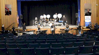 Bunnell-Stratford Indoor Drum Line March 20, 2021