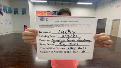 Synergy Dance Academy - TEAM [Tiny Jazz] 2021 NCA & NDA Virtual March Championship