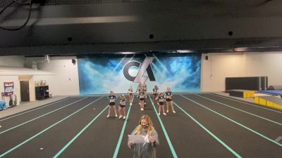 Central Athletics - Black Ice [L4 Senior Coed] Varsity All Star Virtual Competition Series: Event V