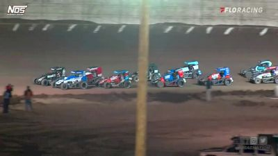Highlights | USAC Midgets at Western World Saturday