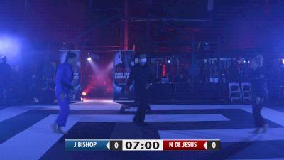 Jena Bishop vs Nathiely De Jesus | Quarterfinal | 3CG Kumite VII