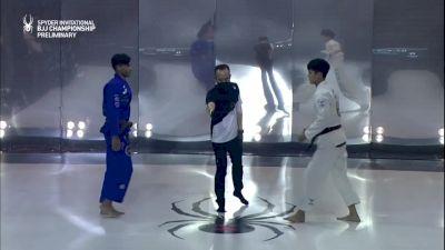 Diego Sodre vs Seohyeon Seo Spyder Road To Black