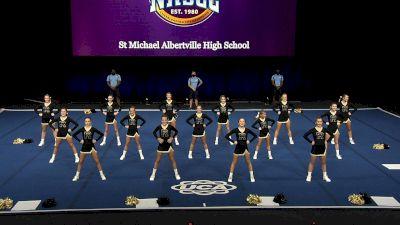 Ruckel Middle School [2021 Small Junior High Finals] 2021 UCA National High School Cheerleading Championship