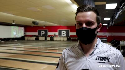 Francois Lavoie Explains His Early Success At PBA Playoffs