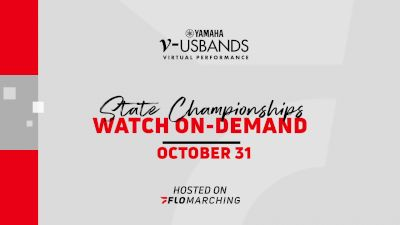 Awards Ceremony: 2020 USBands State Championships