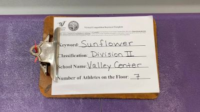 Valley Center High School [Division II Dance] 2020 KSHSAA Game Day Spirit Virtual Showcase