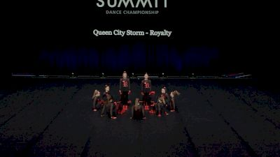 Queen City Storm - Royalty [2021 Youth Hip Hop - Small Finals] 2021 The Dance Summit