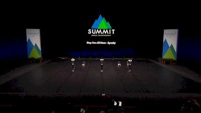 Step One All Stars - Spunky [2021 Youth Coed Hip Hop - Small Finals] 2021 The Dance Summit