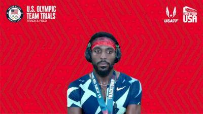 Kenny Bednarek - Men's 200m Final