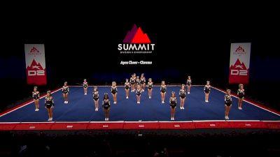 Apex Cheer - Chrome [2021 L1 Junior - Small Semis] 2021 The D2 Summit