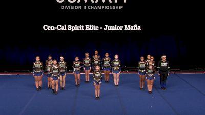 Cen-Cal Spirit Elite - Junior Mafia [2021 L2 Junior - Small Finals] 2021 The D2 Summit