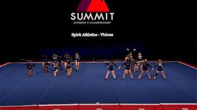 Spirit Athletics - Vicious [2021 L1 Junior - Small Finals] 2021 The D2 Summit