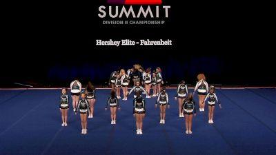 Hershey Elite - Fahrenheit [2021 L2 Junior - Small Wild Card] 2021 The D2 Summit