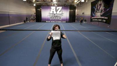 Arizona All Stars - Onyx [L1.1 Junior - PREP - D2] 2021MG Extravaganza Virtual Nationals