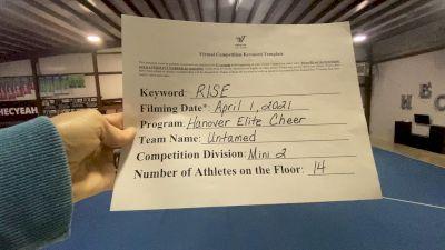 Hanover Elite - UnTamed [L2 Mini - D2] 2021 The Regional Summit Virtual Championships